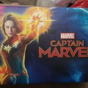 Culturefly Captain Marvel Collector Box